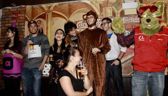 Halloween Pub Night 2018